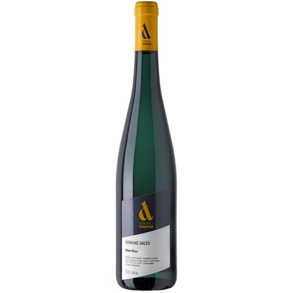 Pinot Blanc - Domaine et Tradition - Gales