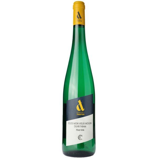 Pinot gris - Domaine et Tradition - Clos Mon Vieux Moulin